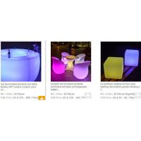 China Excited Quality led furniture portable luminaire led table wholesale from China factory wholesale
