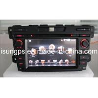 China Special 2 DIN 7 Inch Touch Screen Car Radio GPS Navigation System for Mazda Cx-7 with Multiple Language, Dual Zone (TS7523) wholesale