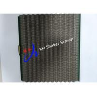 China FLC 600 Wave Type Shale Shaker Screen for Drilling waste system wholesale
