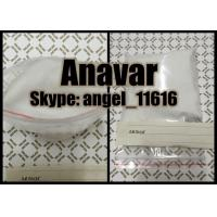 China Male Growth And Development Oral Steroids Powder Oxandrolone / Anavar CAS 53-39-4 wholesale