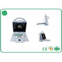 "Knob Design 10.4"" Color Doppler Ultrasound Scanner , Human Doppler Medical Equipment"
