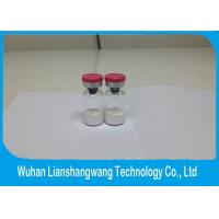 China 98% min CJC1295 with DAC 2mg/vial Peptide White solid for muscle growth wholesale