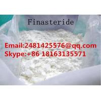 Buy cheap High 99% Purity Pharmaceutical Raw Steroids Finasteride Powder For Hair Loss from wholesalers