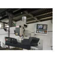 China High Wear Resistance CNC Vertical Milling Machine For Metal Processing 3HP Motor wholesale