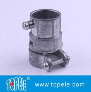 Buy cheap Conduit du métal flexible EMT de zinc et garnitures, connecteur de combinaison from wholesalers