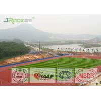 China Rubber Track And Field Surface Jogging Spray Coat For Plastic Runway on sale