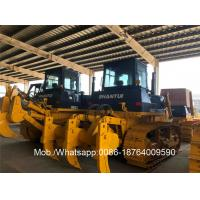 China 25T Cummins Engine Shantui Bulldozer 220HP SD22 With Rear Ripper Track Gauge 1880mm wholesale