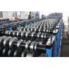 China Rollo de acero galvanizado de Silo que forma la máquina con 18 estaciones de formación wholesale