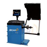 China WB170 Full Automatic High Accurate wheel balancing weight machine For CAR wholesale