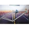 China titanium frame road bike wholesale