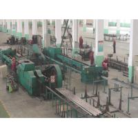 China LG120 Two Roller Cold Rolling Machine For Making Seamless Pipe / Carbon Steel wholesale