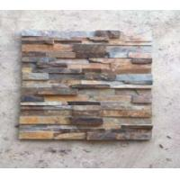 China Culture Stone Stacked Panel Decoration Natural Stone Wall Cladding Sell By Factory Directly As Competieve Price In Stock wholesale