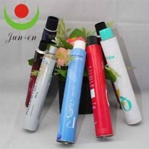 China tube for hair dye cream/hand cream wholesale