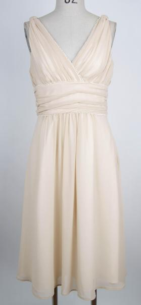 Quality Ladies Silk Ggt Wrapped Dress for sale