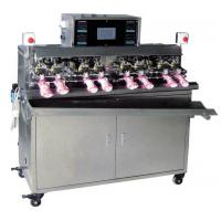 China Juice Pouch Packing Machine / Shape Pouch Filling Machine on sale