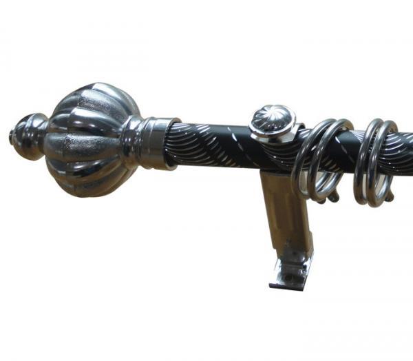 Curtain pipe bracket