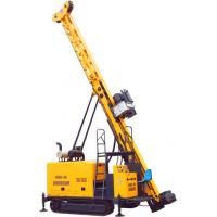 China CR12 1200m Full Hydraulic Surface Core Drilling Rig Cummins Diesel Engine 153kW (205HP) wholesale