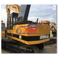 China Cat E200B Excavator Japanese Engine Parts , Reliable Used Caterpillar Cat 320 / E120B / ZX120 Excavator wholesale