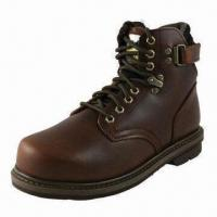 China Safety Boots with 100% Nylon Cambrella Lining wholesale
