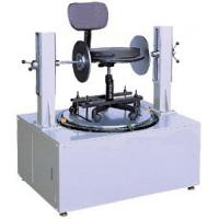 China Swivel Cycling Durability Chair Testing Machine With Microcomputer Controlling wholesale
