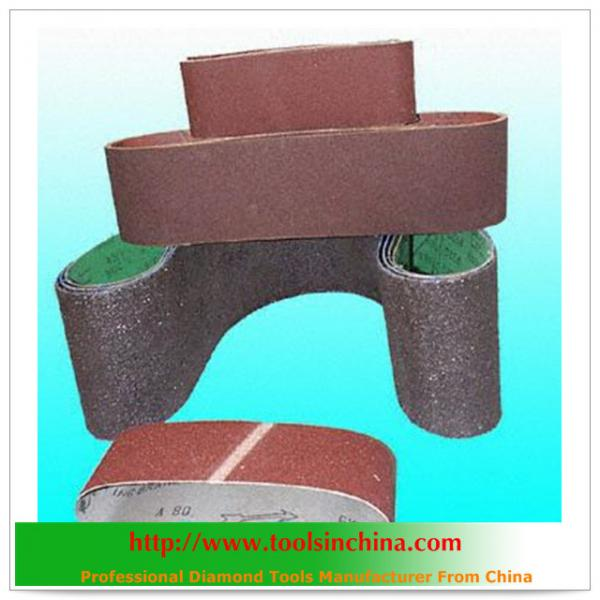 Quality diamond coated abrasive belt for sale