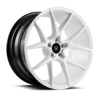 China 21inch Hyper Silver 1-PC Forged Car Alloy RIms For Porsche 911 wholesale
