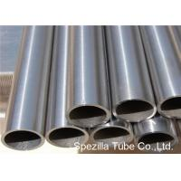 China Durable Grade 2 Welded Titanium Tubing Cold Drawn 25.4mm X 0.889mm X 7.5 Mtr on sale