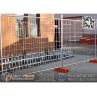 2100mm height temporary fence panles China Supplier