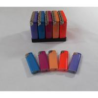 China Personalized Refillable Cigarette Lighter Plastic Pocket Lighters wholesale