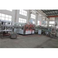 China Online Cap Sterilizing tunnel Plastic Bottle Water Juice Filling Capping Machine wholesale