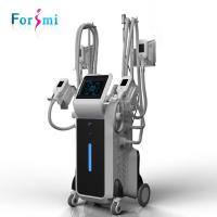 China 2018 Professional CE FDA approved 2500w freezing fat 4 Cryo Cryolipolysis body fat removal without surgery on sale
