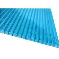 China High Transparent Polycarbonate Sheet, Greenhouse Plastic Panels18mm Thickness wholesale