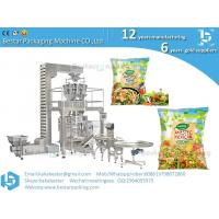 China Vertical automatic packaging machine for seasonal mixed salad wholesale