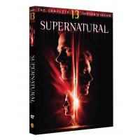 China TV DVD Box Sets Dolby Video Supernatural Season 13 Collection wholesale
