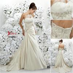 China Wedding Dress, Evening Dress (IM3066) wholesale