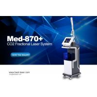 China RF Fractional CO2 Laser Skin Rejuvenation Equipment / Scar Removal Machine wholesale