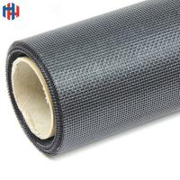 China Grey color 110g fiberglass insect screen wholesale