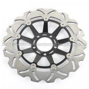 China 300mm Motorcycle Brake Disc Braking Disc Brakes GSXR 750 CNC Billet Aluminum on sale
