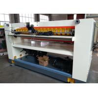 China High Speed Corrugated Cardboard Machine With Computer NC Sheet Cut Off wholesale