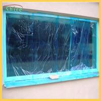 China Auto Glass Door Temporary Blue Color Protection Films wholesale