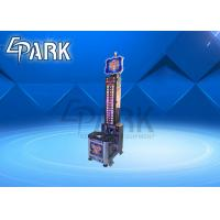 China Automatic Strength Test Machine King of Hammer Boxing Arcade Hit Hammer Game Machine on sale