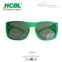 China Stronger frame Circular Polarized 3D Glasses ocular passive movies system wholesale