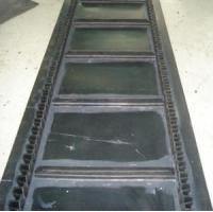 Sidewall Cleat Conveyor Belt (EP, NN, TC, XE)