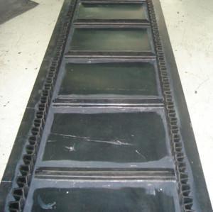 Quality Sidewall Cleat Conveyor Belt (EP, NN, TC, XE) for sale