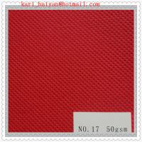 China Black, Green, Blue, Red, Grey PP Spunbond Nonwoven Fabrics for Bags wholesale