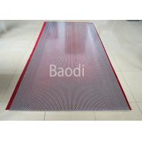 China Metal Perforated Steel Sheet With Round Holes Made Of Punched Plate wholesale