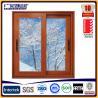 China aluminum framed double glazed sliding window wholesale