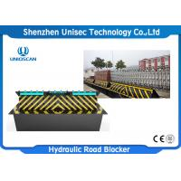 Buy cheap Uniqscan Automatic Hydraulic Road Blocker For Vehicle Control from wholesalers