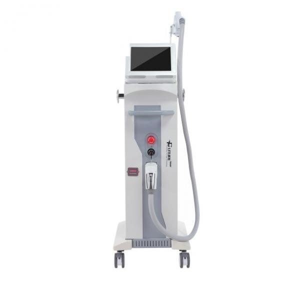Quality Painless Permanent Hair Removal Equipment No Invasive Spot Size 12mm×12mm for sale
