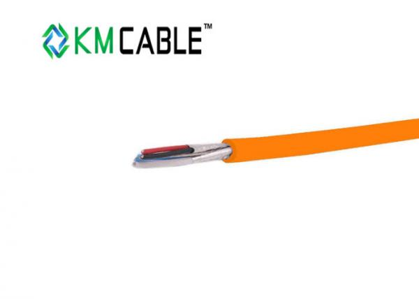 Quality 16mm2 Mylar Chain Heavy Duty Flexible Cable , LCD Connector Rubber Flexible Cable for sale